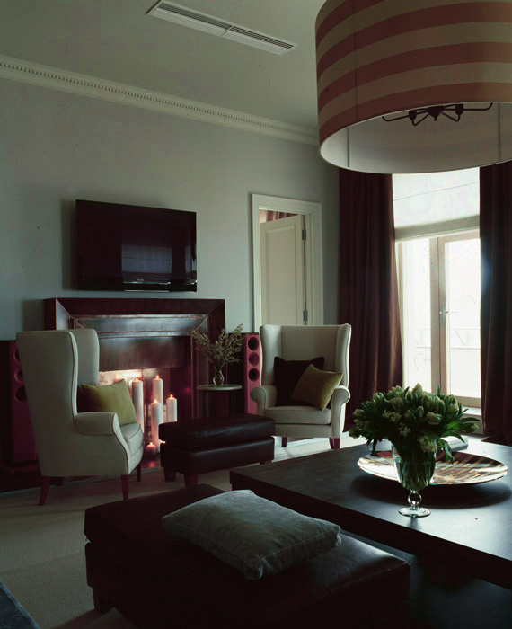 Квартира. гостиная из проекта , фото №6406
