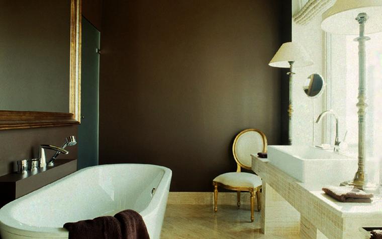 Квартира. ванная из проекта , фото №6411