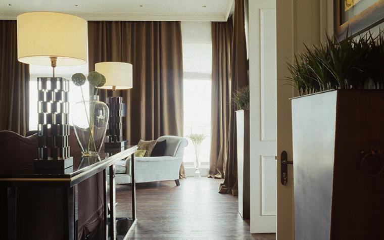 Квартира. гостиная из проекта , фото №6408