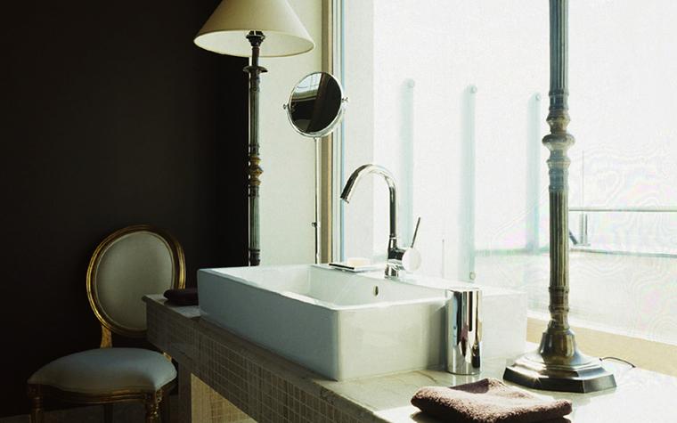 Квартира. ванная из проекта , фото №6412