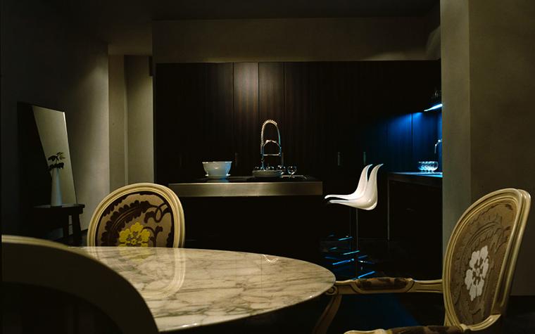 Фото № 6417 кухня  Квартира