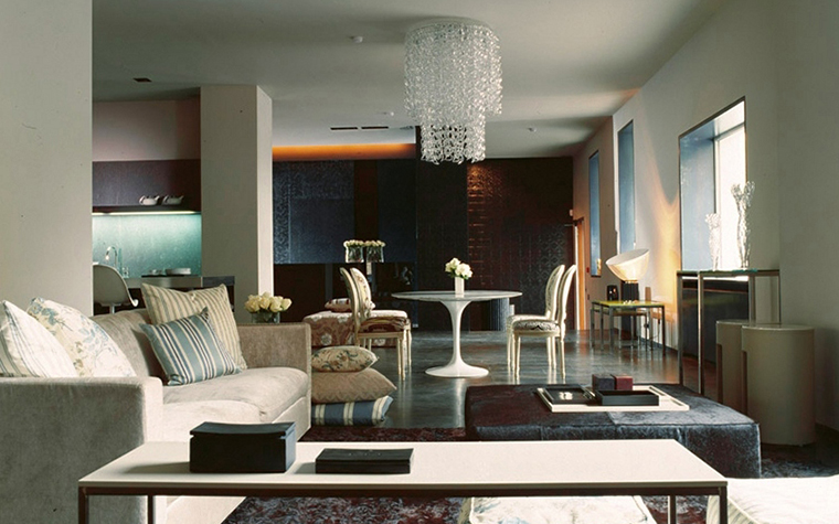 Фото № 6419 гостиная  Квартира