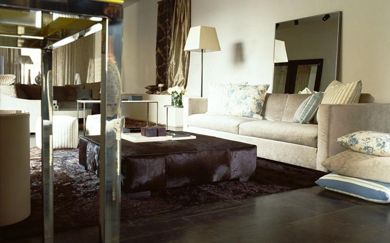 Фото № 6420 гостиная  Квартира