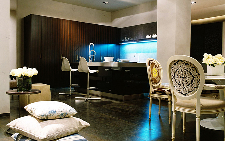 Фото № 6418 кухня  Квартира