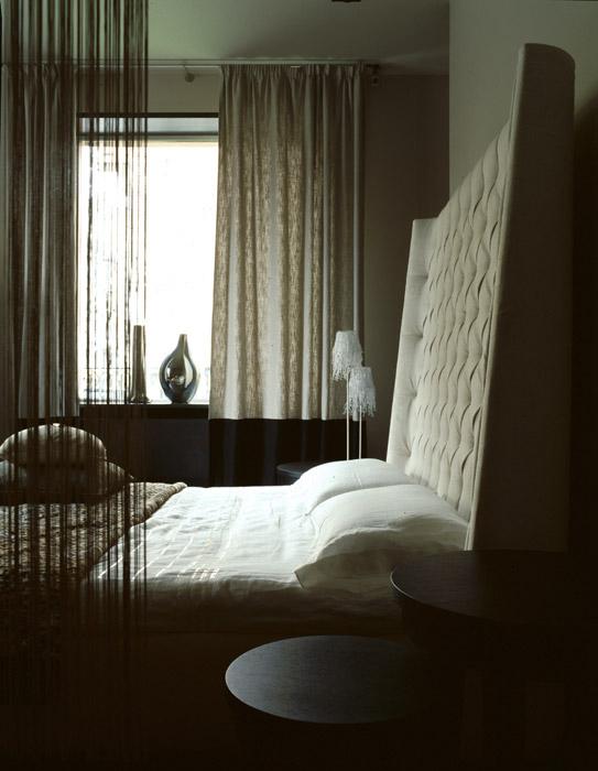 интерьер спальни - фото № 6421