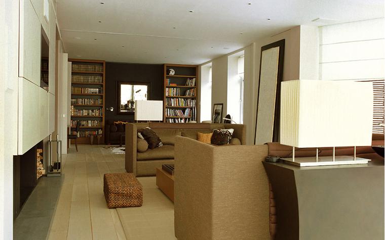 Фото № 6433 гостиная  Квартира