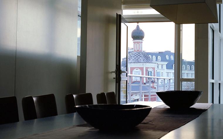 Фото № 6434 столовая  Квартира