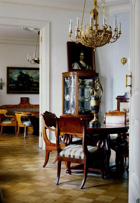 Квартира. гостиная из проекта , фото №6015