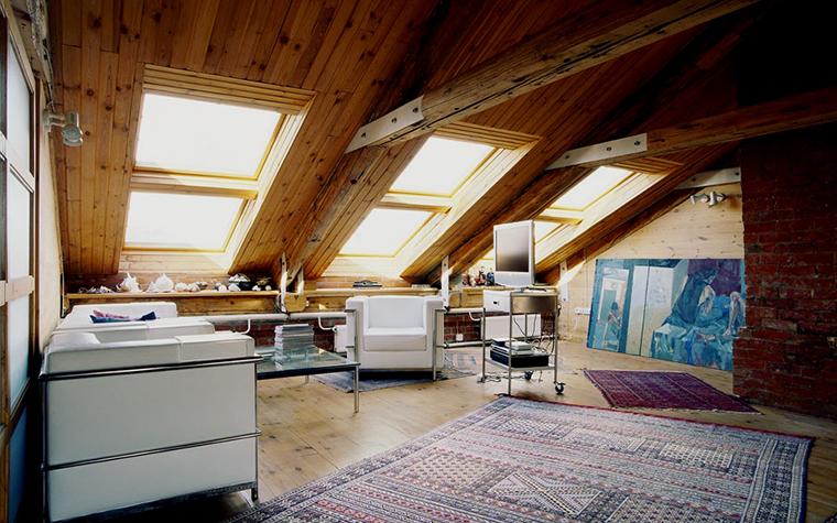 Квартира. гостиная из проекта , фото №6024