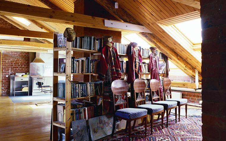 Квартира. гостиная из проекта , фото №6025