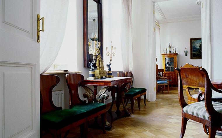 Квартира. гостиная из проекта , фото №6014