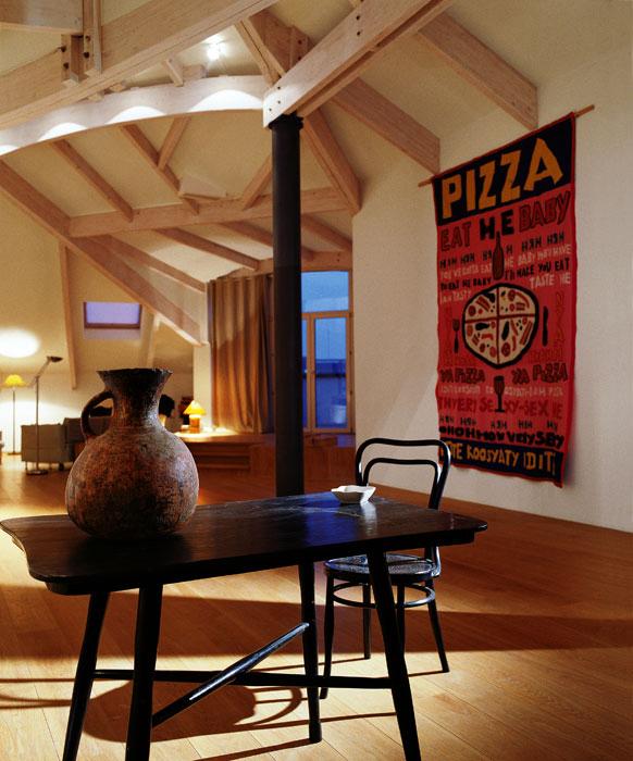 интерьер гостиной - фото № 113