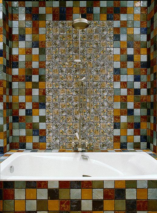 интерьер ванной - фото № 1388