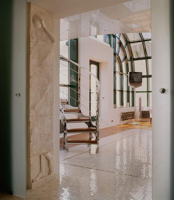 Квартира. гостиная из проекта , фото №10039