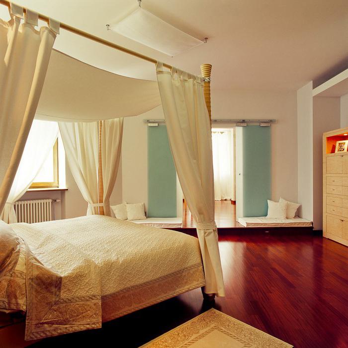 Квартира. спальня из проекта , фото №10037
