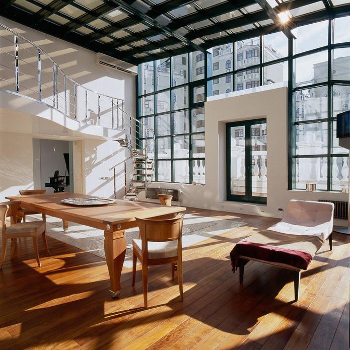 Квартира. гостиная из проекта , фото №10038