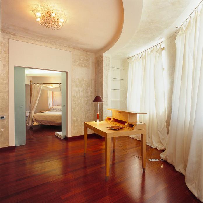 Квартира. кабинет из проекта , фото №10040