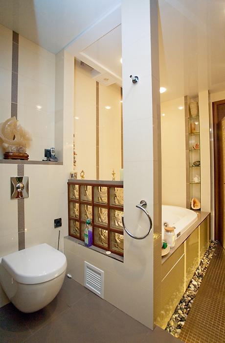 Фото № 10080 ванная  Квартира