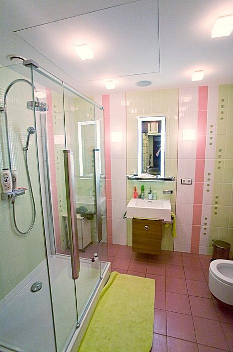 интерьер ванной - фото № 10081