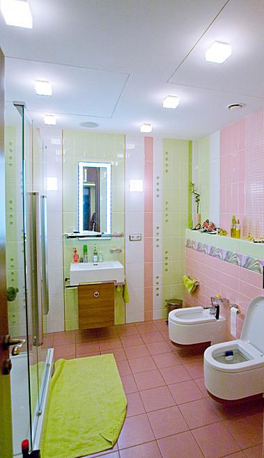 интерьер ванной - фото № 10082