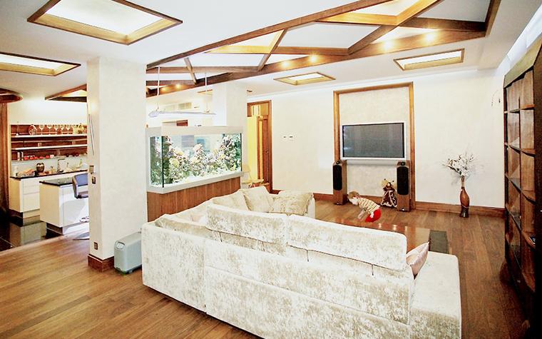 Фото № 10071 гостиная  Квартира