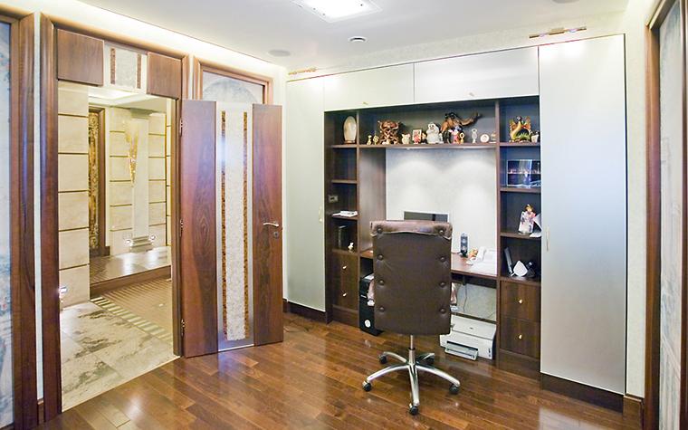 Квартира. кабинет из проекта , фото №10075