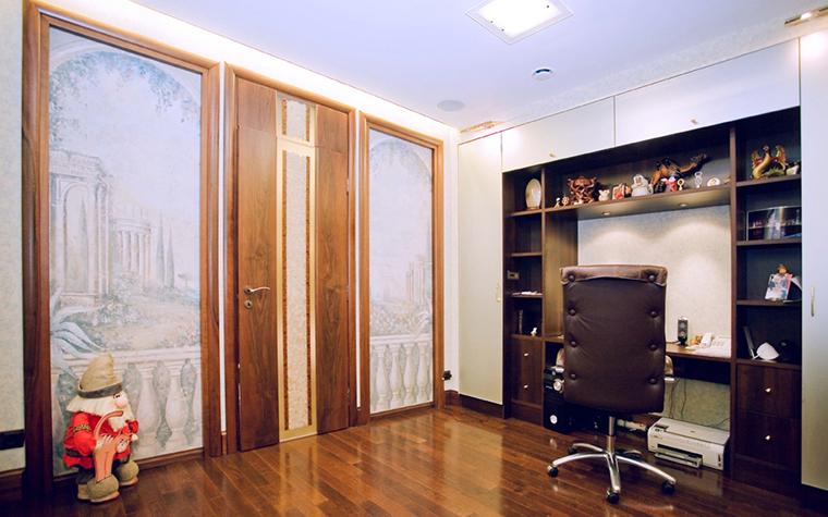 Квартира. кабинет из проекта , фото №10076