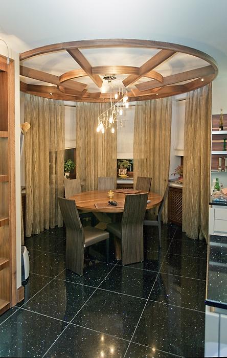 Фото № 10077 кухня  Квартира