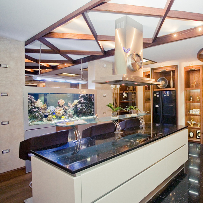 Фото № 10078 кухня  Квартира