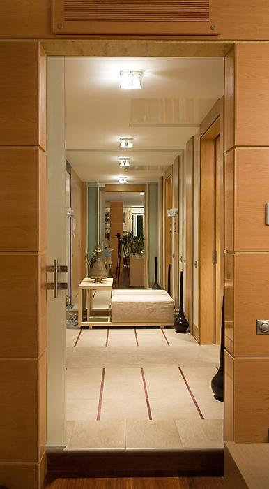 Квартира. холл из проекта , фото №10105