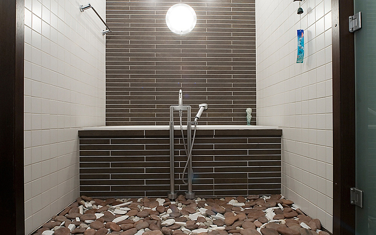 Квартира. ванная из проекта , фото №10095