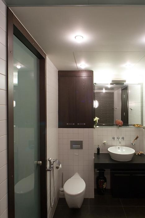 Квартира. ванная из проекта , фото №10097