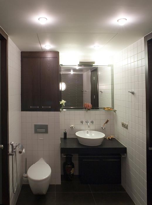 интерьер ванной - фото № 10096