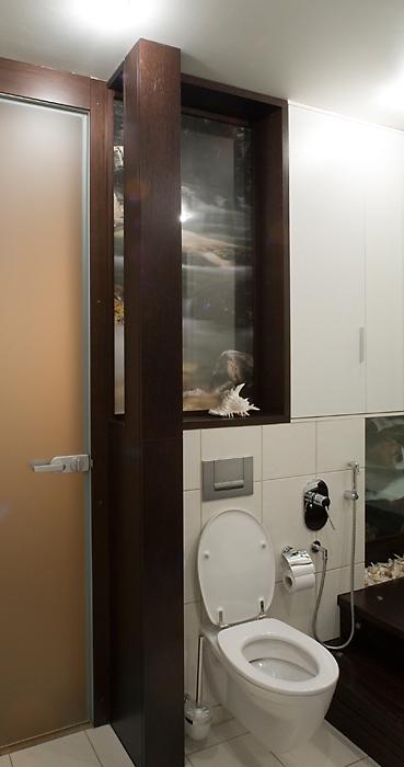 интерьер ванной - фото № 10087
