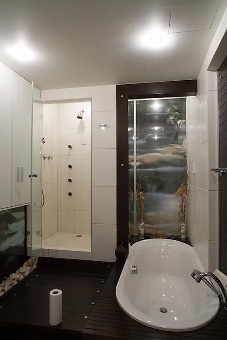 интерьер ванной - фото № 10089