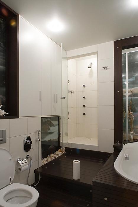 интерьер ванной - фото № 10090