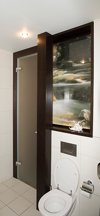 интерьер ванной - фото № 10092