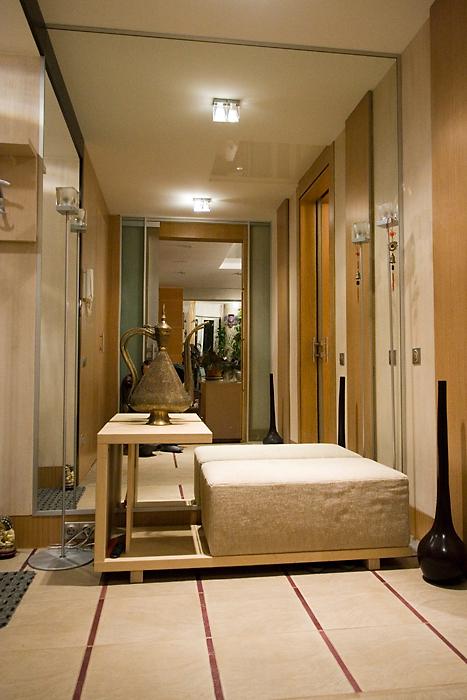 Квартира. холл из проекта , фото №10110