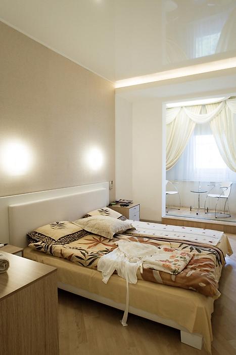 Фото № 10133 спальня  Квартира