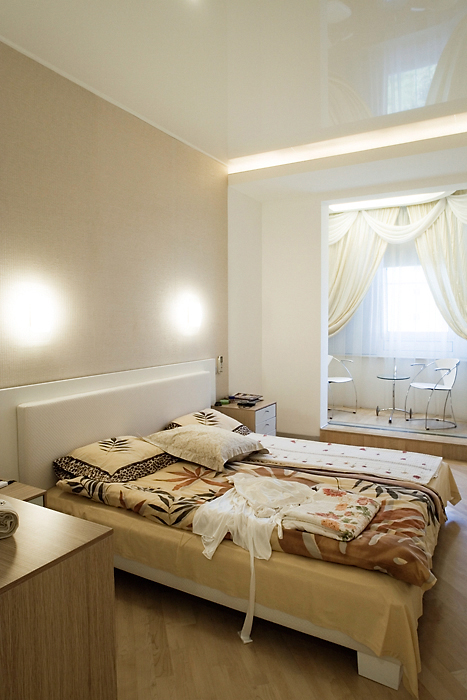 интерьер спальни - фото № 10133