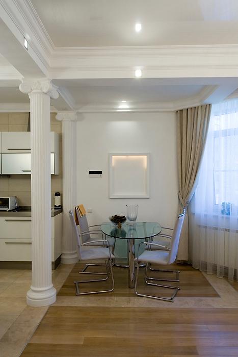 Фото № 10121 кухня  Квартира