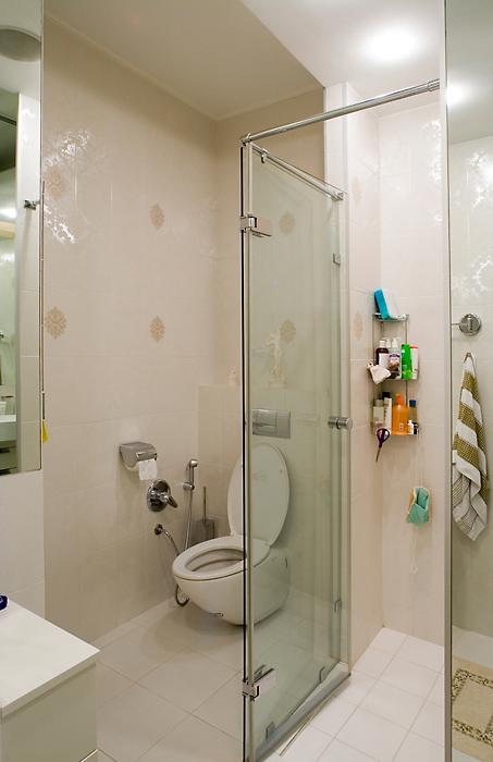 Фото № 10127 ванная  Квартира