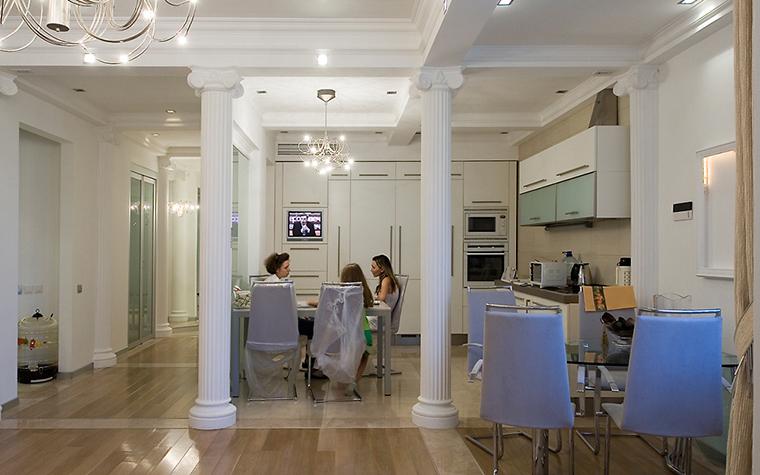 Фото № 10119 кухня  Квартира