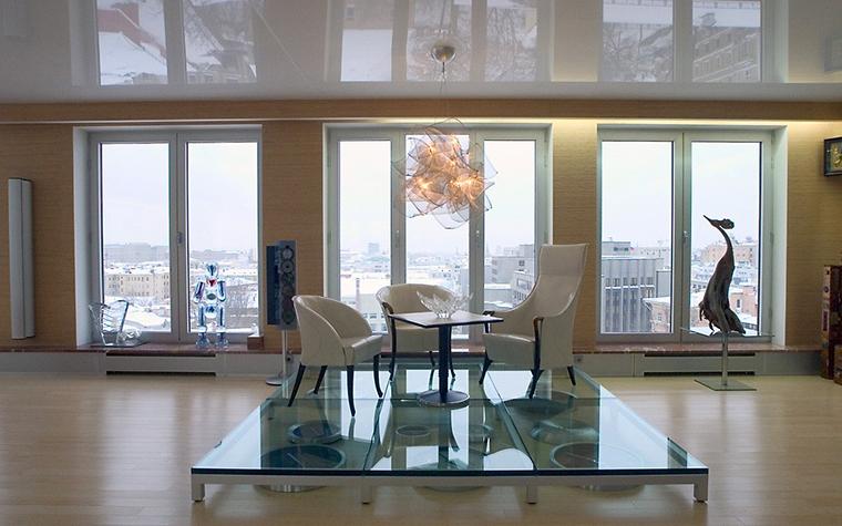 Фото № 10137 гостиная  Квартира