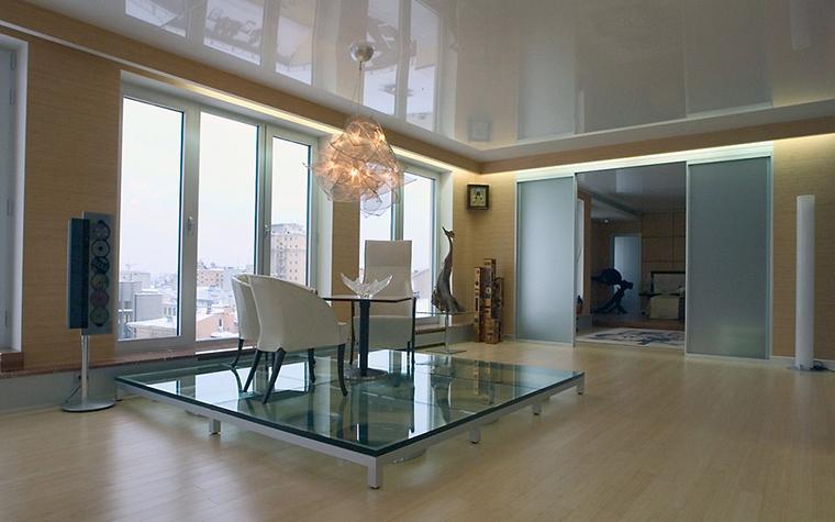Фото № 10138 гостиная  Квартира