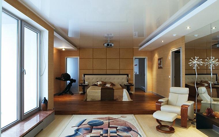 интерьер спальни - фото № 10159