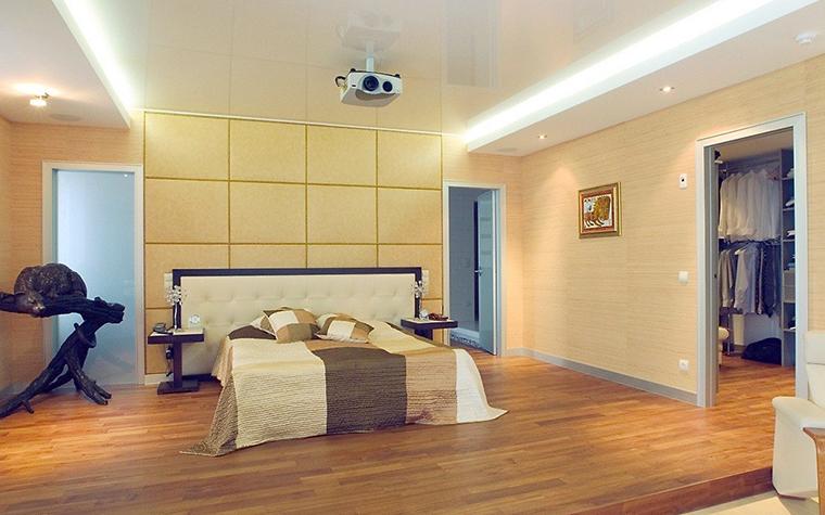 интерьер спальни - фото № 10161