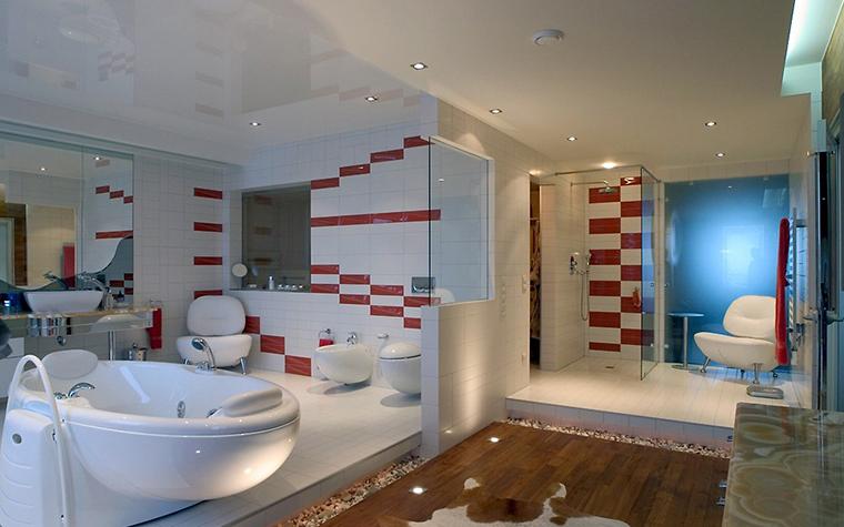 Фото № 10170 ванная  Квартира