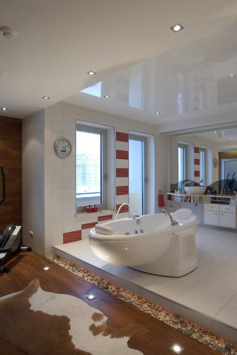 Фото № 10173 ванная  Квартира