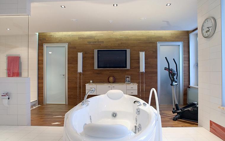 Фото № 10177 ванная  Квартира
